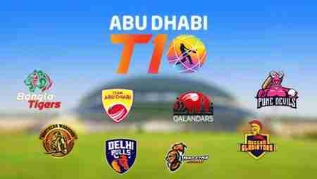 Abu Dhabi T10 League 2021 Predictions
