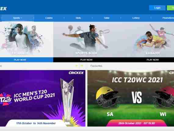 Is Crickex the best site for online betting in India, and is it legal?